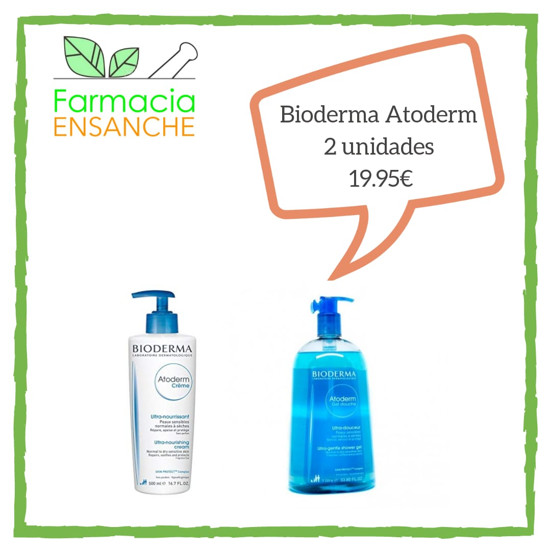 Oferta Bioderma