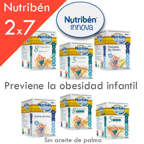 Promoción Nutribén Innova