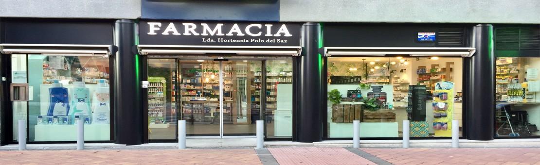 Fachada Farmacia