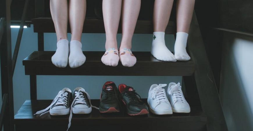 Recomendaciones para combatir el mal olor de pies