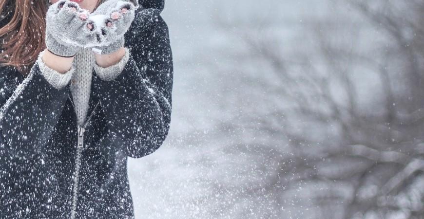 Filomena y el frío: Piel sensible y reactiva